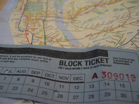 block ticket nyc